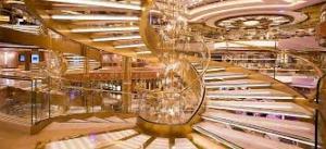 tangga atrium