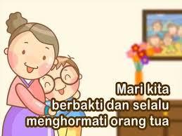 hormati orang tua