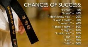 CHANCE OF SUKSES