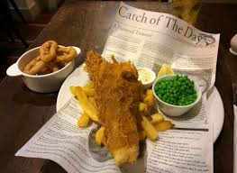 albert dock fish & chips