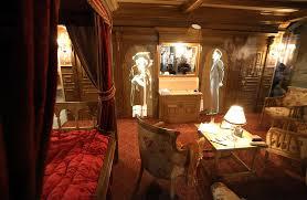 passenger V.I.P cabin diorama