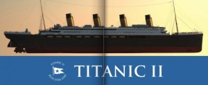 titanic 2 approved design
