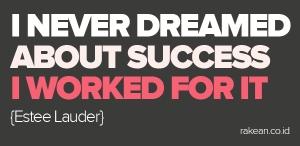 success by estee lauder